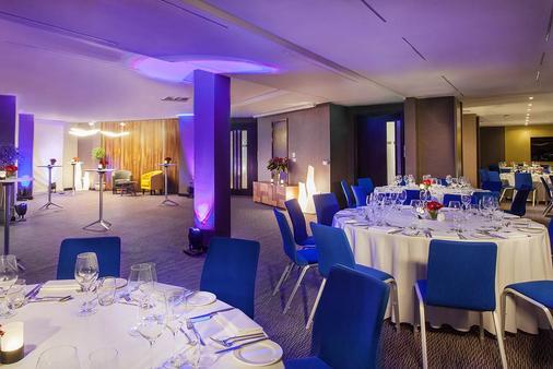 伦敦科技城蒙卡尔姆肖尔迪奇M酒店 - 伦敦 - 宴会厅