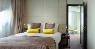 伦敦科技城蒙卡尔姆肖尔迪奇M酒店 - 伦敦 - 睡房