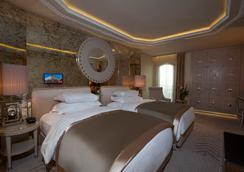 伊斯坦布尔温德姆卡拉墨斯海滨大酒店 - 伊斯坦布尔 - 睡房