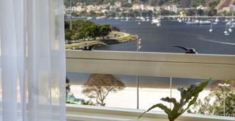 优2里约热内卢因特西迪酒店 - 里约热内卢 - 睡房