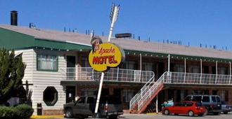 Apache Motel - 摩押 - 建筑