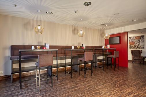 H+莱比锡酒店 - 莱比锡 - 自助餐