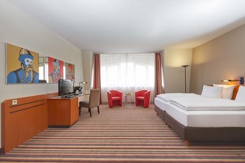 H+莱比锡酒店 - 莱比锡 - 睡房