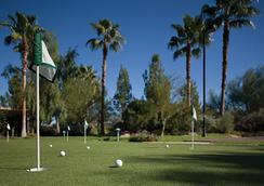 绿荫岭二号万豪别墅 - 棕榈荒漠 - 高尔夫球场