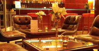 勒亚彻特曼酒店 - 拉罗谢尔 - 酒吧