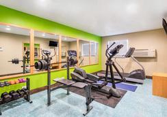 市区罗德威旅馆 - 盐湖城 - 健身房