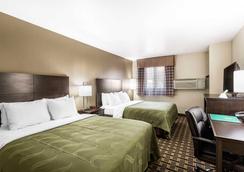 市区罗德威旅馆 - 盐湖城 - 睡房