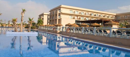 卡波格塔 Spa 海滩酒店 - 阿尔梅利亚 - 游泳池