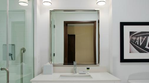纽约市中心福朋喜来登酒店 - 纽约 - 浴室