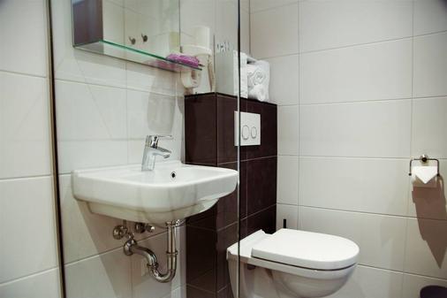 阿姆斯特丹梦幻酒店 - 阿姆斯特丹 - 浴室