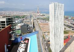 巴塞罗那公主酒店 - 巴塞罗那 - 露天屋顶