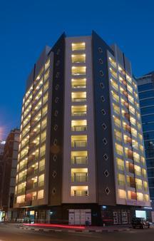 城市之旅尊贵公寓式酒店 - 迪拜 - 建筑