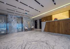 城市之旅尊贵公寓式酒店 - 迪拜 - 大厅