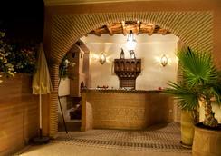 厄尔帕夏酒店 - 马拉喀什 - 酒吧