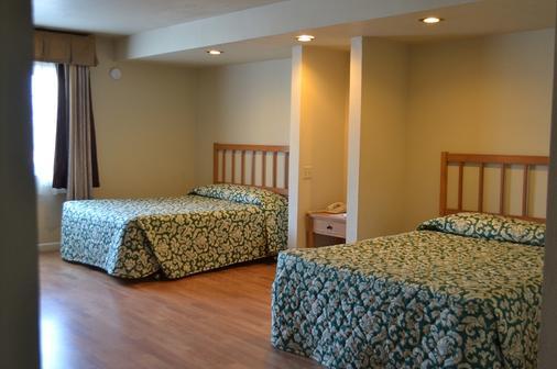 圣克鲁兹海洋旅馆 - 圣克鲁兹 - 睡房