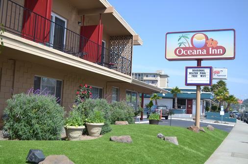 圣克鲁兹海洋旅馆 - 圣克鲁兹 - 建筑