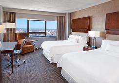 波士顿考泼利广场威斯汀酒店 - 波士顿 - 睡房