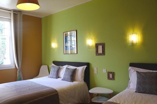 博伊斯酒店 - 拉波勒 - 睡房