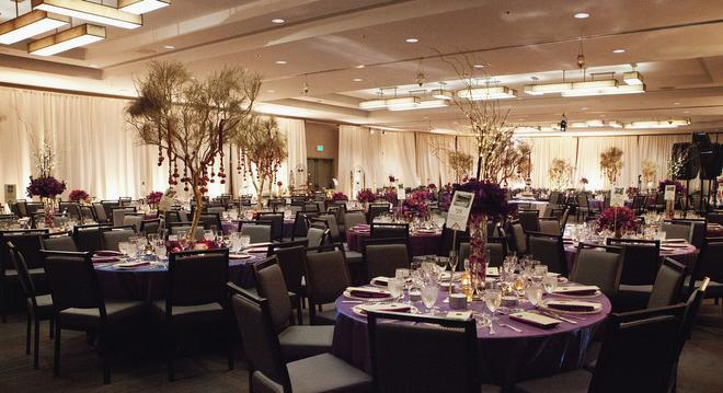 旧金山帕克55希尔顿酒店酒店 - 旧金山 - 宴会厅
