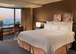 旧金山帕克55希尔顿酒店酒店 - 旧金山 - 睡房