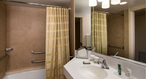 旧金山帕克55希尔顿酒店酒店 - 旧金山 - 浴室