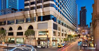 旧金山帕克55希尔顿酒店酒店 - 旧金山 - 建筑