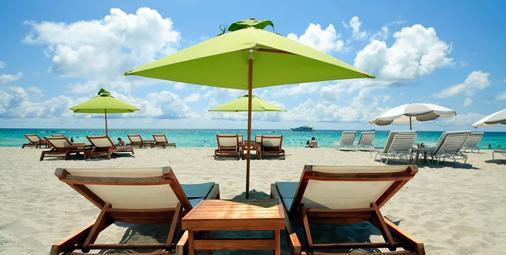 迈阿密海滩圣胡安酒店 - 迈阿密海滩 - 海滩