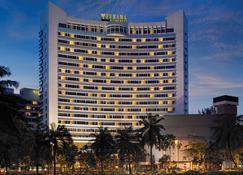 新加坡富丽华河畔大酒店 - 新加坡 - 建筑