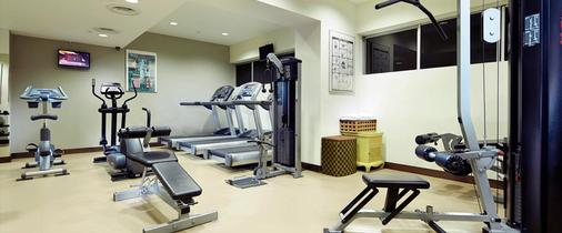 富丽华河畔大酒店 - 新加坡 - 健身房