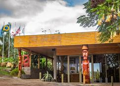 复活节岛生态旅馆 - 安加罗阿 - 建筑