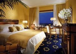 罗马万豪公园酒店 - 罗马 - 睡房