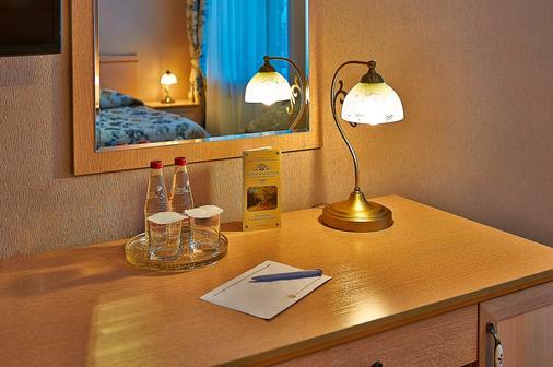 谢列梅特斯基公园酒店 - 莫斯科 - 浴室