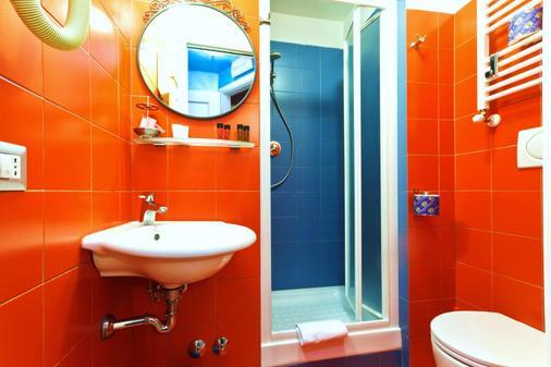 梦之站酒店 - 罗马 - 浴室