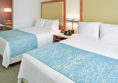 休斯顿布鲁克哈罗斯普林希尔万豪套房酒店 - 休斯顿 - 睡房
