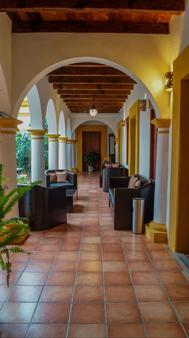 玛格丽塔之家酒店 - 圣克里斯托瓦尔-德拉斯卡萨斯 - 大厅