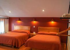 玛格丽塔之家酒店 - 圣克里斯托瓦尔-德拉斯卡萨斯 - 睡房