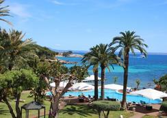 颂凯 Spa 绿洲顶级酒店 - Palma Nova - 海滩