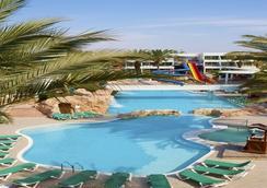 埃拉特莱昂纳多广场酒店 - 埃拉特 - 游泳池