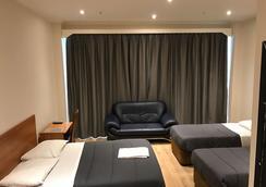 布鲁塞尔皇家酒店 - 布鲁塞尔 - 睡房