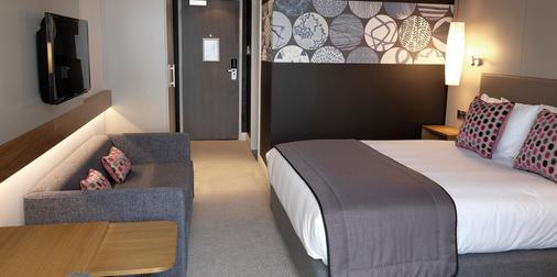 埃文河畔斯特拉特福皇冠假日酒店 - 埃文河畔斯特拉特福 - 睡房