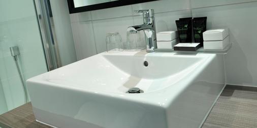 埃文河畔斯特拉特福皇冠假日酒店 - 埃文河畔斯特拉特福 - 浴室