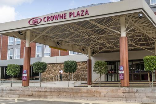 埃文河畔斯特拉特福皇冠假日酒店 - 埃文河畔斯特拉特福 - 建筑