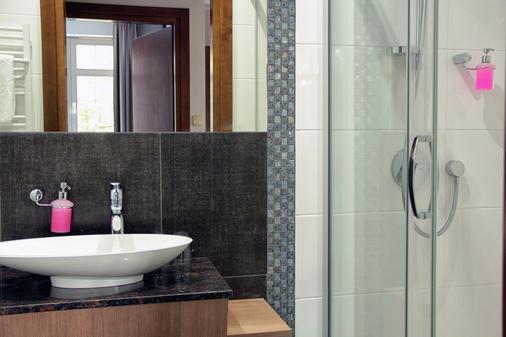 尼普顿公寓酒店 - 格但斯克 - 浴室