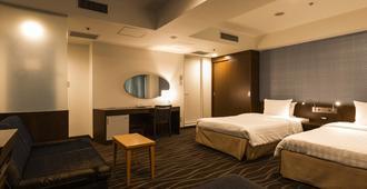 涉谷东武酒店 - 东京 - 睡房