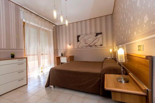 乌利维Ë帕尔梅住宅酒店 - 卡利亚里 - 睡房