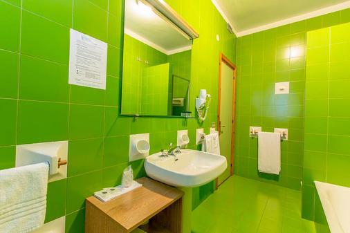 乌利维Ë帕尔梅住宅酒店 - 卡利亚里 - 浴室