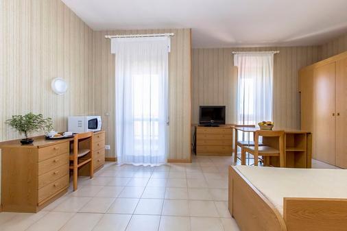 乌利维Ë帕尔梅住宅酒店 - 卡利亚里 - 餐厅