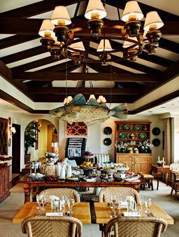 拉普拉亚迦密酒店 - 卡梅尔海 - 自助餐