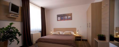 Ahotel酒店 - 卢布尔雅那 - 睡房
