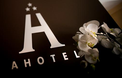 Ahotel酒店 - 卢布尔雅那 - 柜台